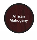 Color Chip African Mahogony